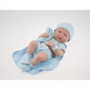 36cm La Newborn Anatomically Correct boy Doll