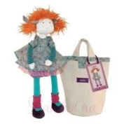 Moulin Roty Mr710503 Les Coquettes Adele Rag Doll