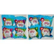McDonalds FURBY (Complete Set of 8) - 1998