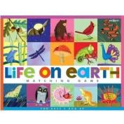 Eeboo Life on Earth Matching Game