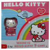 Where is Hello Kitty. Game