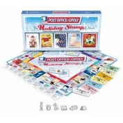 POST OFFICE-OPOLY, The Holiday Stamps Edition
