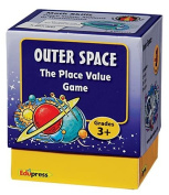 EDUPRESS Last One Standing Outer Space The Place Value Game
