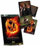 Neca Toys Trading Cards - The Hunger Games - BOX