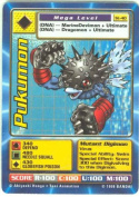 Digimon - Pukumon - St-40