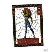 MARY JANE SUSPENDED ANIMATION WEB CARD LTD ED SUBSET #2