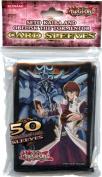 Konami Official Card Supplies YUGIOH Card Sleeves Seto Kaiba Obelisk 50 Count