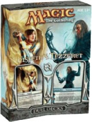 Magic the Gathering Card Game Duel Decks Elspeth vs. Tezzeret Gift Set [Toy]