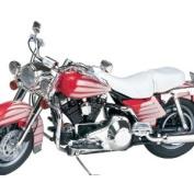 Aoshima Models 1/12 Spider Motorcycle, Pink