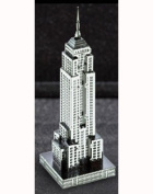 Fascinations MMS010 MetalEarth - Empire State Building