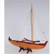 Hawaiian Fishing Canoe