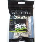 KAWADA nanoblock collection White Tiger NBC_056