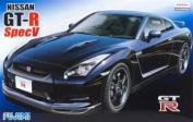 Fujimi 1/24 fits Nissan GT-R R35 Spec V