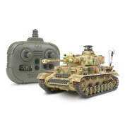 1/35 Panzerkampfwagen IV Ausf.J Tank Kit w/2.4GHz [Toy]