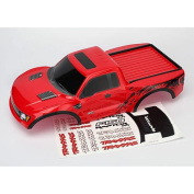 Ford Raptor, Red Body:TRA5806