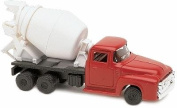 Life-Like Cement Mixer Truck HO Scale