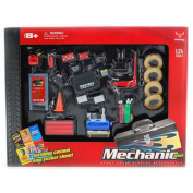 MECHANIC ACCESSORIES SET - HOBBY GEAR G 1/24 SCALE MODEL TRAIN & CAR ACCESSORIES 18415