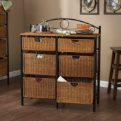Holly & Martin Lillian Ironwithicker Storage Chest