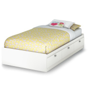 Sparkling Twin Mates Bed