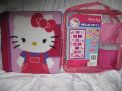 Hello Kitty Hopscotch Game Rug Includes Bean Bags Hello Kitty Room Decor Carpet Mat Great Gift Set
