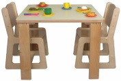 Mainstream PS Housekeeping Table and 2-Chairs