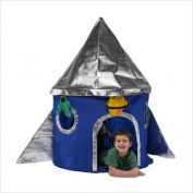 "Bazoongi Kids SE-RKT Rocket ""Blast Off"" Play Tent [Special Edition] [Special Edition]"