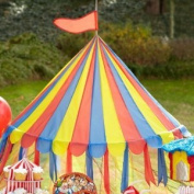 Big Top Canopy Tent Party Accessory