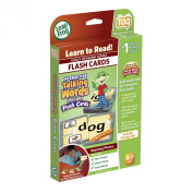 LeapFrog LeapReader Interactive Talking Words Factory Flash Cards