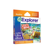 LeapFrog LeapPad Ultra eBook Learn to Read Collection - Adventure Stories