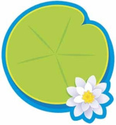 Trend Enterprises T-10572 Classic Accents Mini Lily Pad One- Design