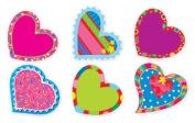 Poppin Patterns Valentine Hearts