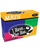 Teacher Created Resources TCR7834 I Have Who Has Math Gr 5-6