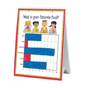 Learning Resources LER5400 Flip Chart Graphing