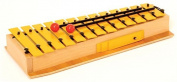 Studio 49 Series 1600 Orff Glockenspiels, Diatonic Alto Unit Only, Gad