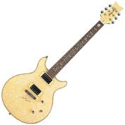 Daisy Rock Venus Guitar, Vintage Ivory Pearl