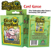 The Great Bug Hunt Kids Card Game