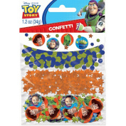 Disney Toy Story 3 Value Confetti (Multi-coloured) Party Accessory