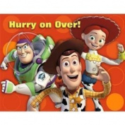 Toy Story 3 Invitations & Thank You Cards