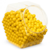 Yellow Sixlets Candy (Yellow) Party Accessory