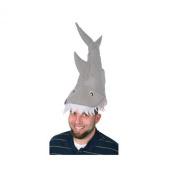 Beistle 60237 Luau Party Supplies - Plush Shark Hat