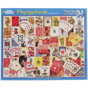 White Mountain Puzzles Jigsaw Puzzle, 1000pc, 60cm x 80cm