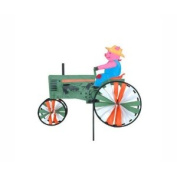 60cm Pig Tractor Spinner - (Wind Garden Products)