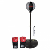 Franklin Sports Youth MMA Floor Standing Speed Bag