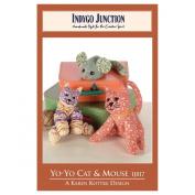 Indygo Junction - Yo-Yo Cat & Mouse