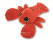 Lobster Big Eyes Plush Toy 15cm Stuffed Animal