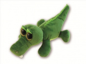 Alligator Big Eyes Plush Toy 15cm Stuffed Animal