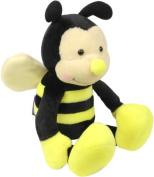 Stuffed Animal Plush Bumble Bee Toy