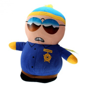 10in Officer Cartman Plush - South Park Stuffed Toys