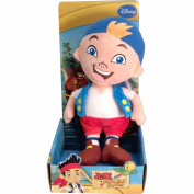 Disney's Jake and The Neverland Pirates Cubby Soft Plush Toy 25cm