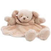 Gund Crème Dog Blanket 7.6cm Plush